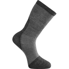 Woolpower Skilled Liner Classic Socks, dark grey/grey